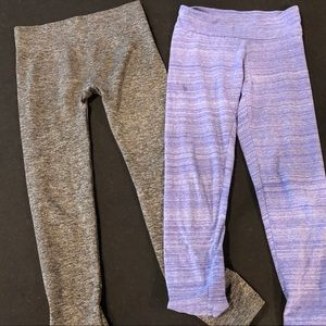 Bundle size XS leggings